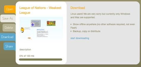 Prezi - download presentation