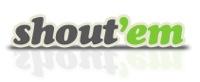Shout'Em logo