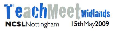 TeachMeet Midlands 2009