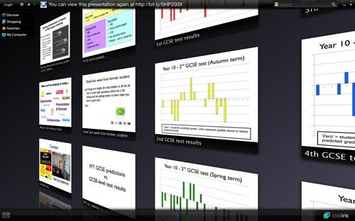 SHP 2009 slides