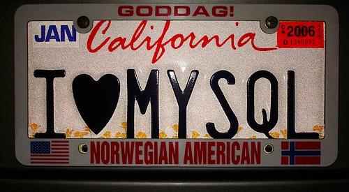 I *Heart* MySQL