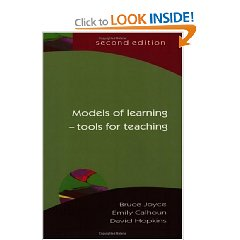 Model of Learning - Tools for Teaching