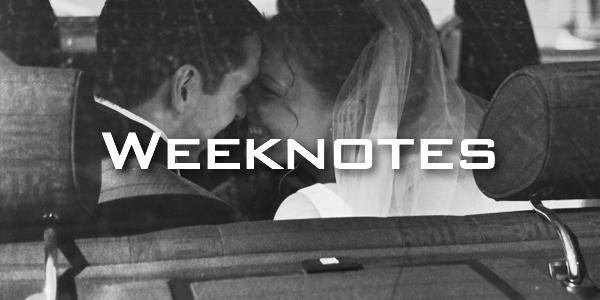 Weeknote 36/2013